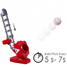 Baseball  Pitching  Maskine